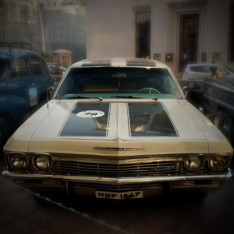Chevrolet Impala 1964 (Photo Location: UB City, Bangalore)