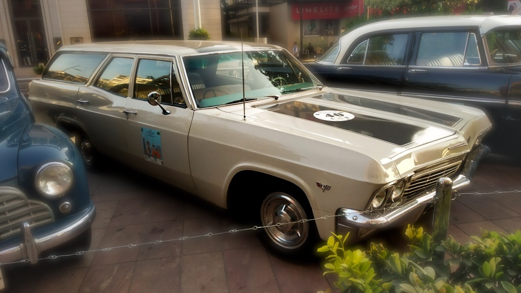 Chevrolet Impala Station Wagon 1964.Ch