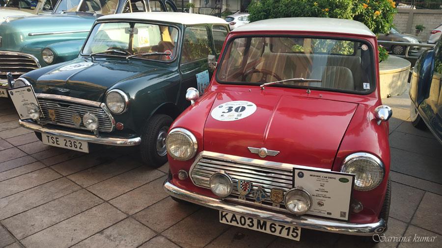 Mini Cooper 1962 Model