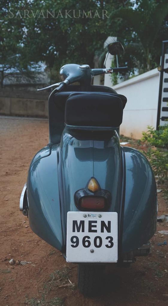 Bajaj Priya Scooter