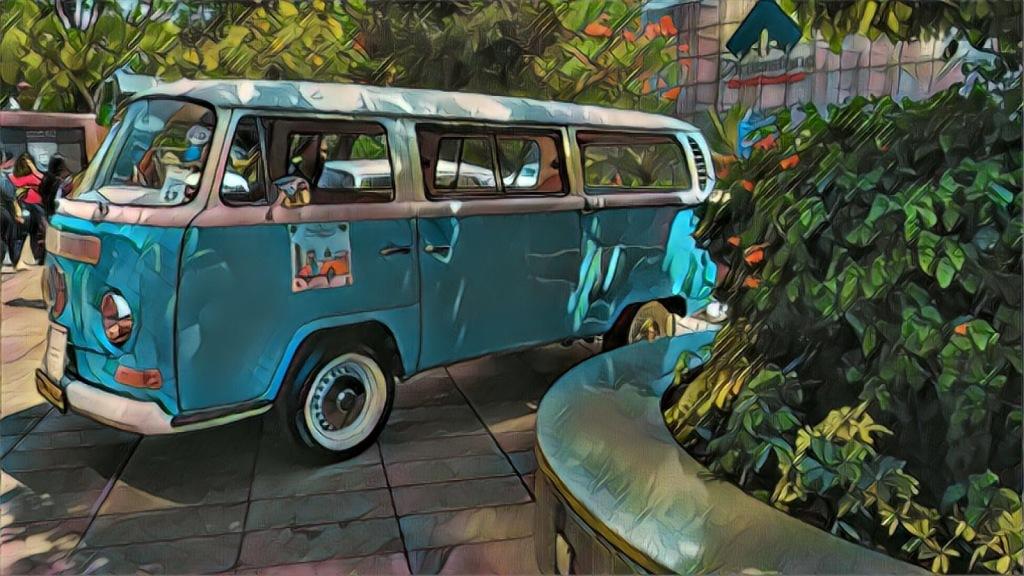 Volkswagen Micro Van