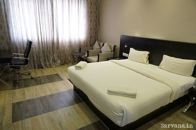 Rooms at Queens Inn Velankanni