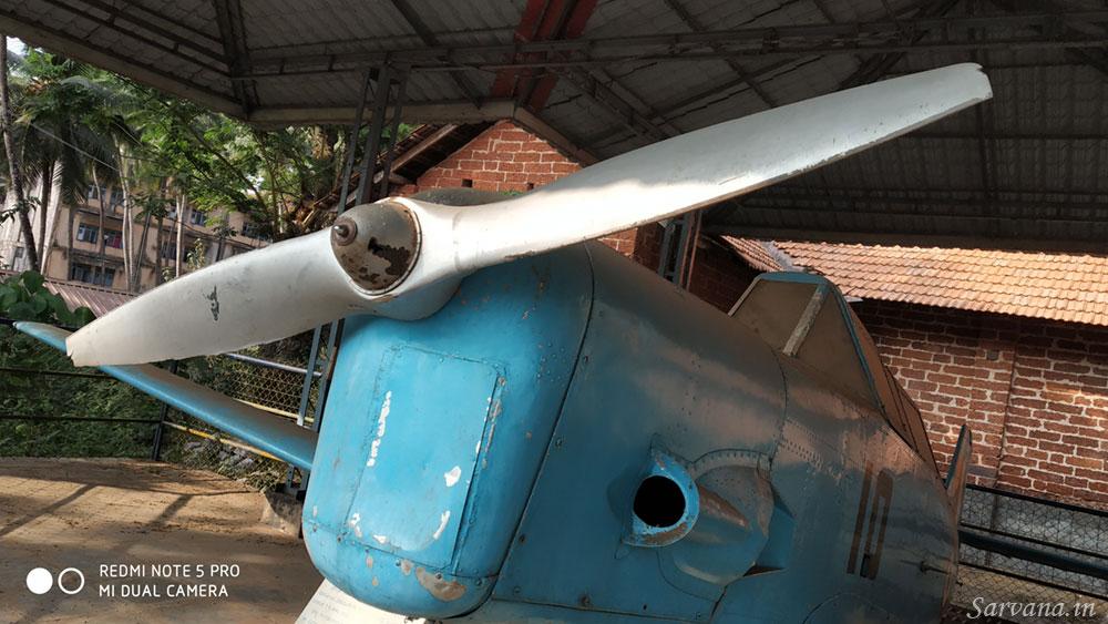 Hindustan Aeronautics Trainer Aircraft - Dharmasthala