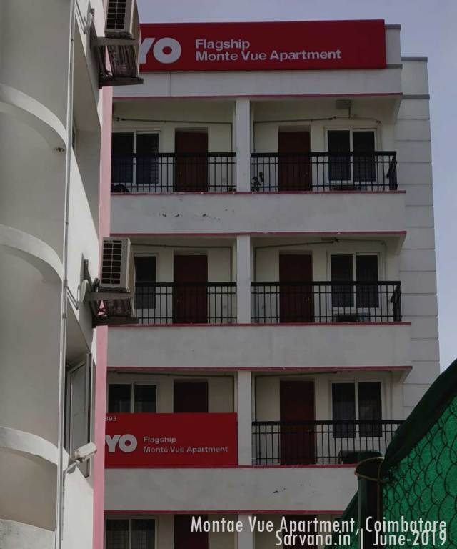 Montae Vue Service Apartment Coimbatore