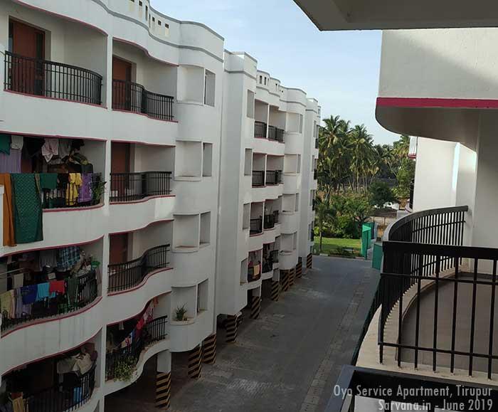 Oyo Service Apartment, Coimbatore