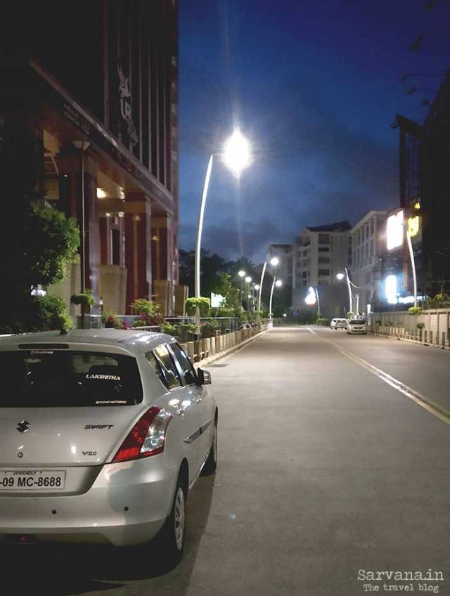 UB City Maruti Swift