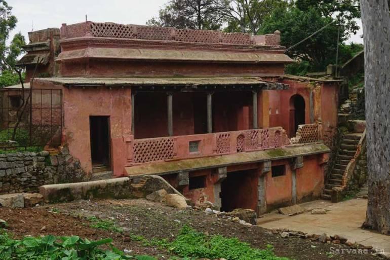 Tippu Summer Palace Nandi Hills