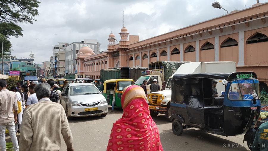 Russel Market Shivajinagar