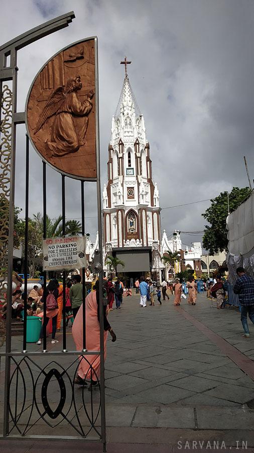 St. Mary's Basilica Bangalore
